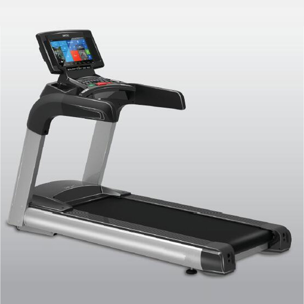 Touch screen commercial treadmill with WIFI CM-605