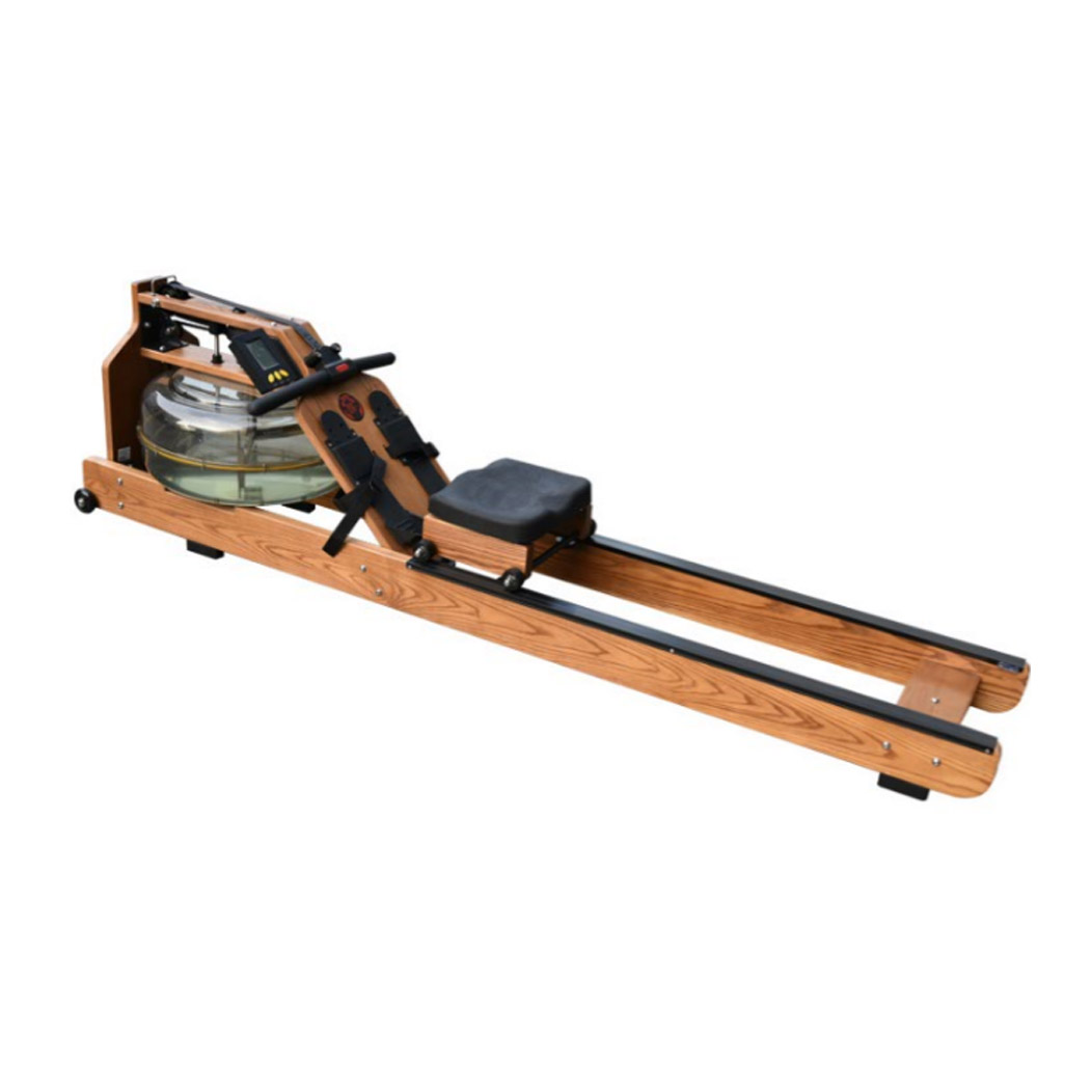 Double barrel adjustment Water resistance dual track Rowing machine CM-718