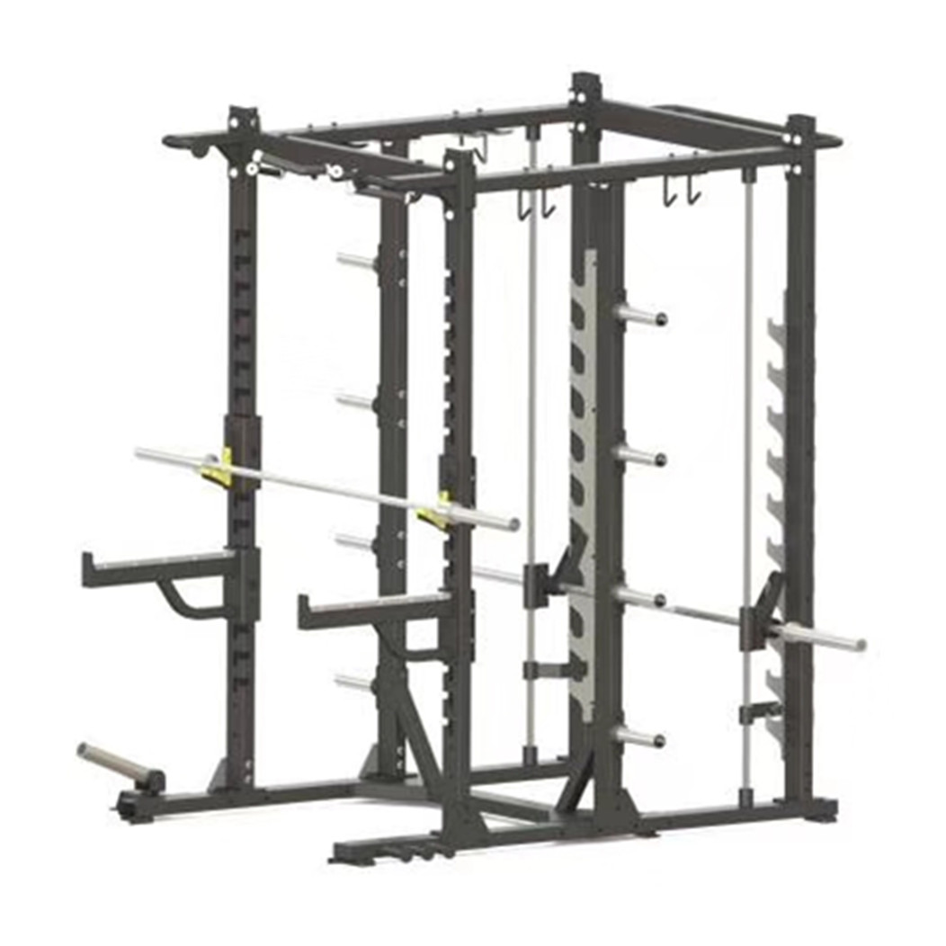 CM-534 Smith And Squat Rack