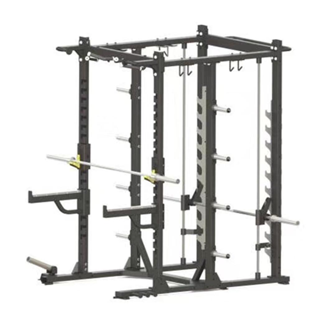 CM-534 Smith And Squat Rack