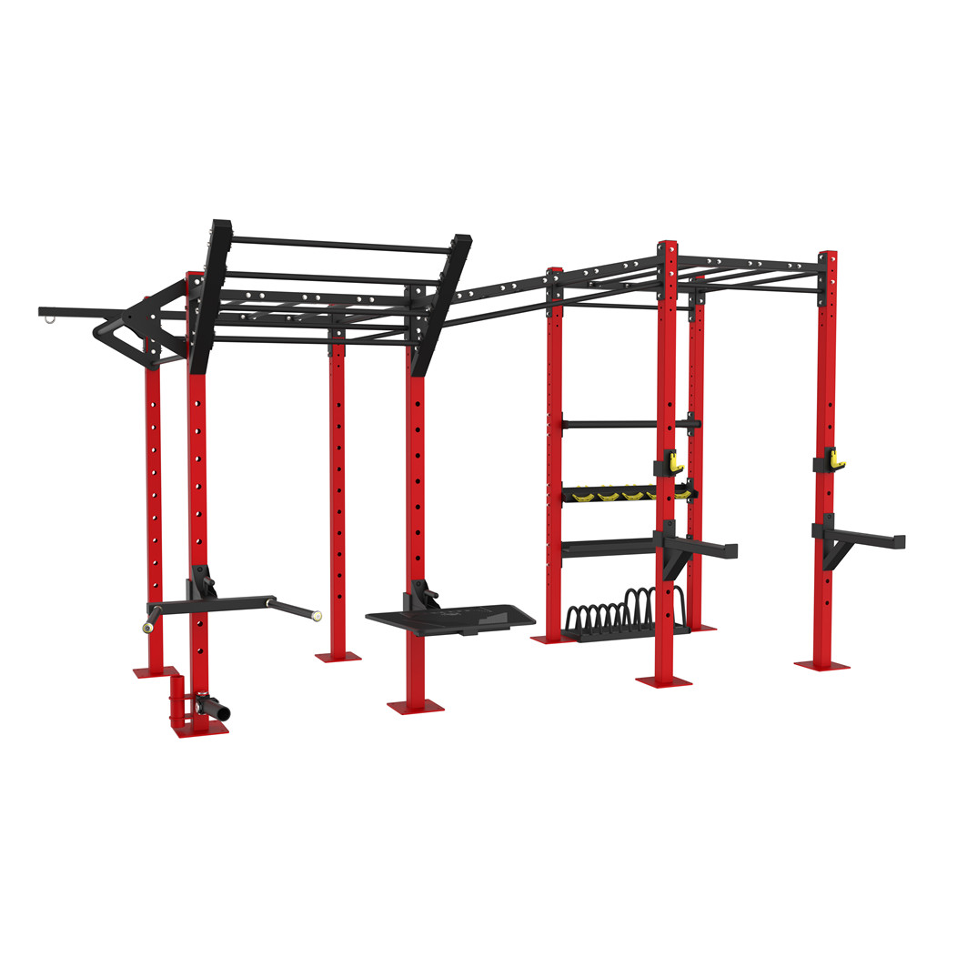CM-522   4 M Cross Fit Rack