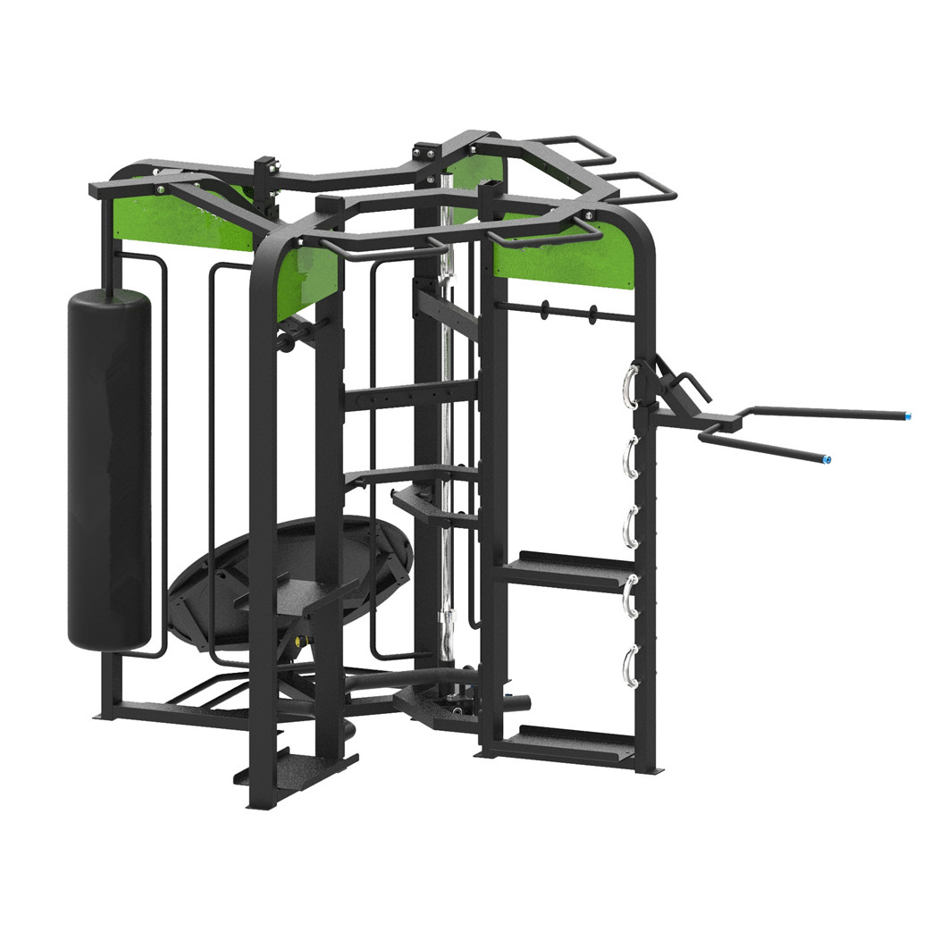 CM-510 Four Gate Synergy 360 With Weight Stack