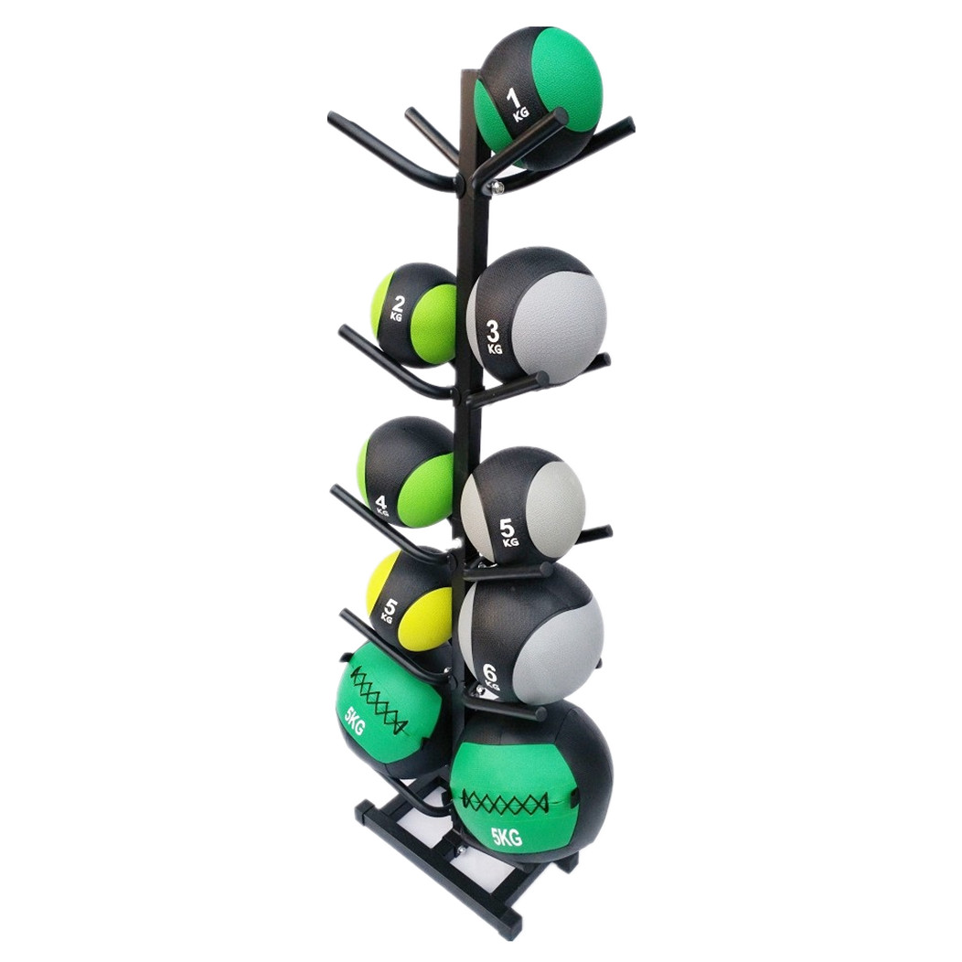 CM-803 Medicine Ball Rack