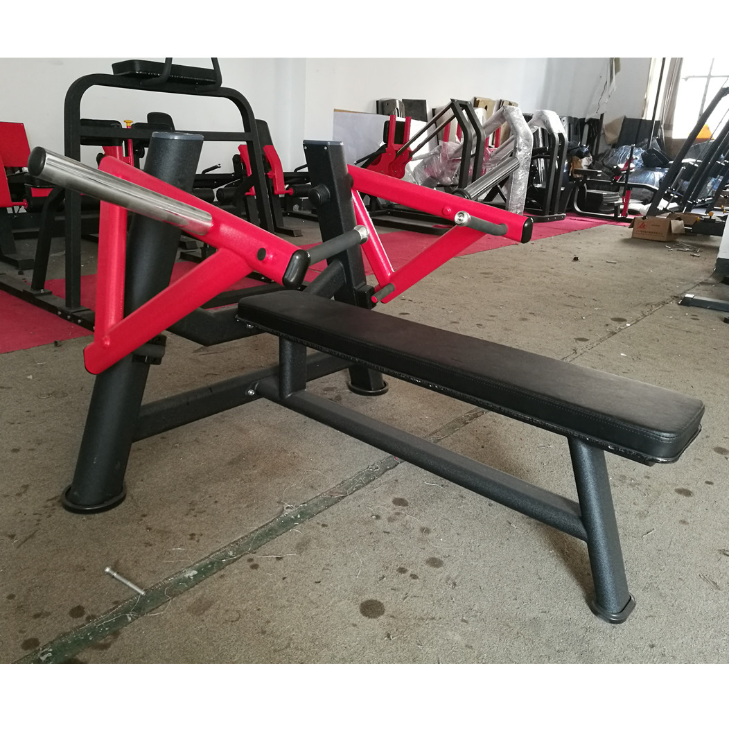 CM-128 Lateral Horizontal Bench Press